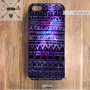 Galaxy iPhone 5 Case, Galaxy iPhone 4 Case, Aztec iPhone 4S Case, Tribal iPhone Case, Silicone Rubber Case, Plastic iPhone Case