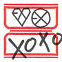 xoxo hug &kiss version