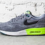 Air Max 1 PRM Grey/Volt