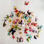Lamp with multicolor butterflies &quot;Tutti Frutti XL&quot;