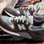 NB 999 'Steel Blue'
