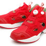 Reebok Insta Pump Fury Red trainer