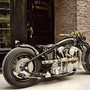 Harley knucklehead