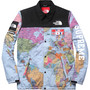NORTHFACE/supreme Expedition coaches jacket