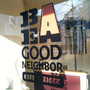 BE A GOOD NEIGHBOR []