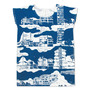 Archigram Short Sleeve One-Piece(Archigram Design #46)