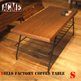 BELLS FACTORY COFFEE TABLE SMALL ACME テーブル 送料無料
