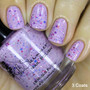 Iris My Case Nail Polish by KBShimmer