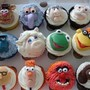 Funny &amp; Yummy Muppets Cupcakes