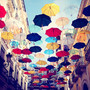 Umbrellas Street ()