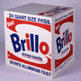 Brillo Soap Pads Box , 1964