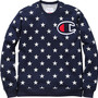 Supreme/Champion Crewneck