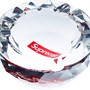 Diamond Cut Crystal Ashtray