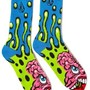 Socks Jimbo Puppet Blue