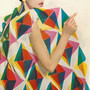 Plastic Triangle Coat in 1966