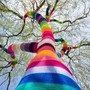 Guerilla Knitting tree
