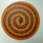 &quot;Snake&quot; Novelty Mouse Pad, Designed by Alexander Girard