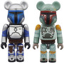 BE@RBRICK STAR WARS™ 2 PACK JANGO FETT™ & BOBA FETT™