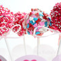 Sweet Hearts Valentine Cake Pop Bouquet