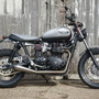 "Triumph Scrambler: ""The Fox"""