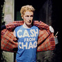 "Tribute to Malcolm McLaren's ""CASH FROM CHAOS"" T-shirts"