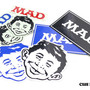 NEIGHBORHOODNH.MAD/P-STICKER[ステッカーセット]MULTI290-002442-010-【新品】