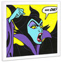 Disney fine art pop!:Maleficent