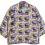FLYING FUTURE TRAIN ALOHA SHIRTS PART2