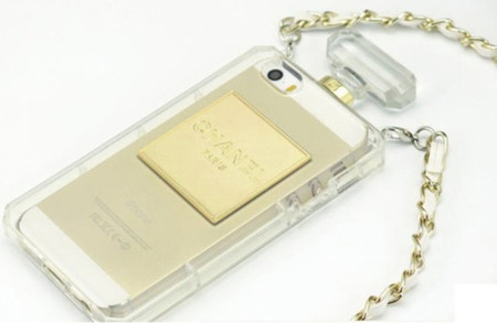 Chanel parfume iphone case