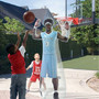 Ben Wallace Inflatable Defender