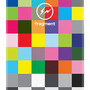 Fragment Color Blocks BW by Hiroshi Fujiwara iPhone 5 Black Bezel Deflector