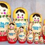 Traditional Matryoshka (9 dolls inside)