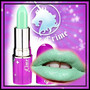 MINT TO BE opaque green lipstick