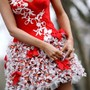 lindt chocolate dress