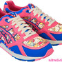 Gel Lyte III x Hello Kitty