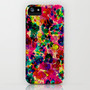 iPhone5  Floral Explosion