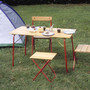 Camper Table &amp; Stools
