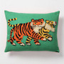 Tufted Bengal Pillow