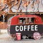A coffee van