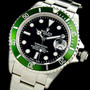 Green  Submariner