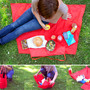 Yield Picnic Bag / Blanket