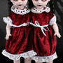 Living Dead Dolls/Hazel and Hattie