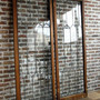 ANTIQUE LEADED DOORS