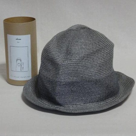 ALEX HAT 5  (GREY)