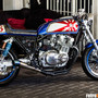 GS750 Café Racer by KCR Motorcycle Fanatix