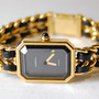 Premiere Gold Plated Watch