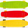 Gold Cup   Banana Boards Plastic Skateboards
