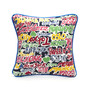 PRINT PILLOW - GRAFFITI