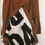 NEW  WITH TAGS VIVIENNE WESTWOOD GOLD LABEL CATWALK CAMEL PROPAGANDA COAT