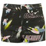 MOTO High Waist Space Hotpants
